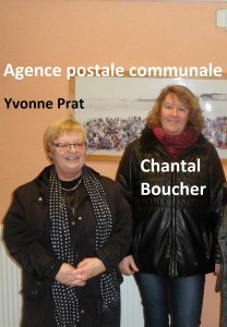 2016 agence postale yvonne chantal