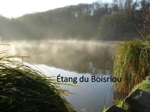 Étang  du Boisriou