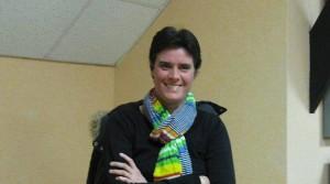 Aline SIMON, Conseillère municipale Affaires Scolaires Sport et Jeunesse