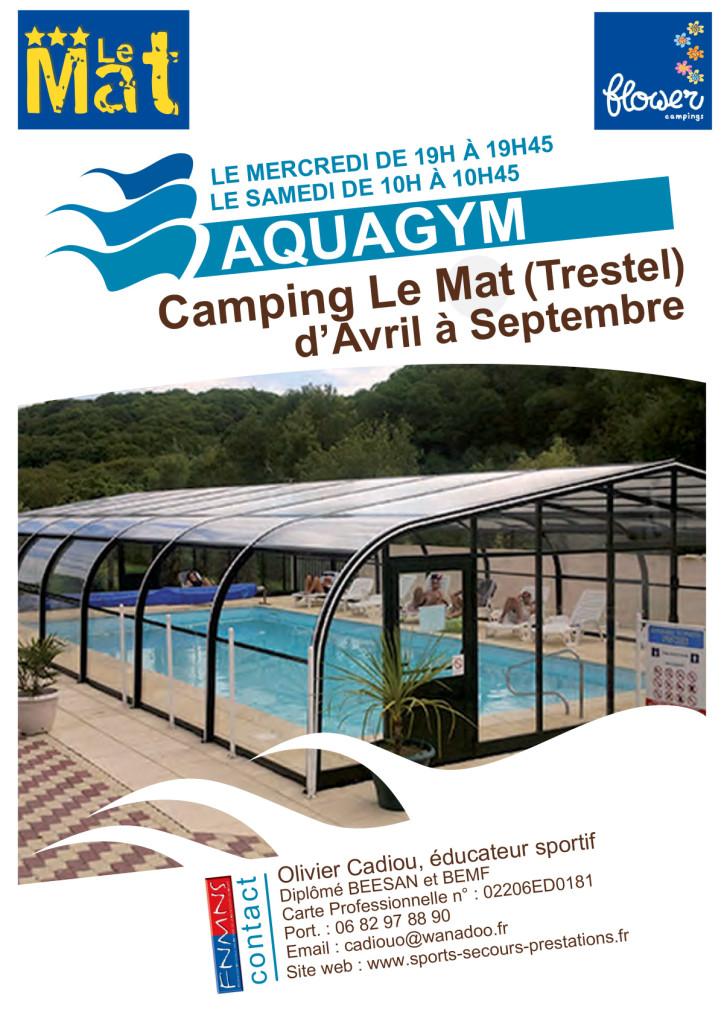 2016 aquagym-Le Mat