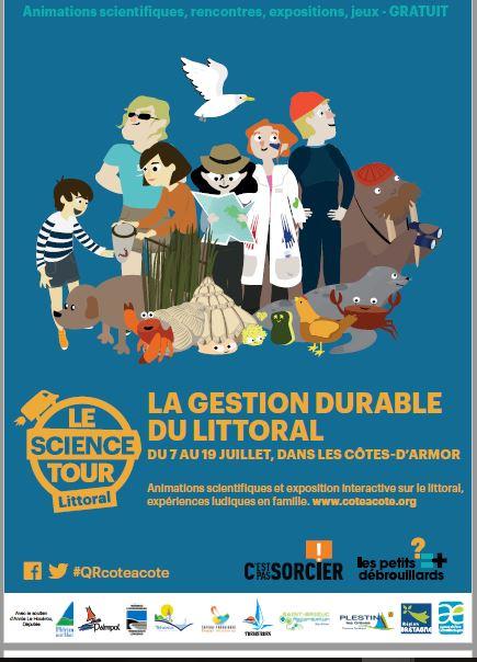 2016-06 science tour flyer