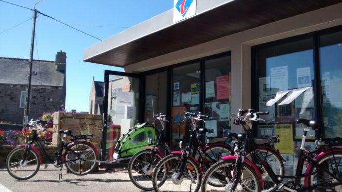 Trévou-Tréguignec Les saisonniers et stagiaires peuvent louer des Vélos à Assistance Électrique à tarif intéressant: 40€ les 2 mois