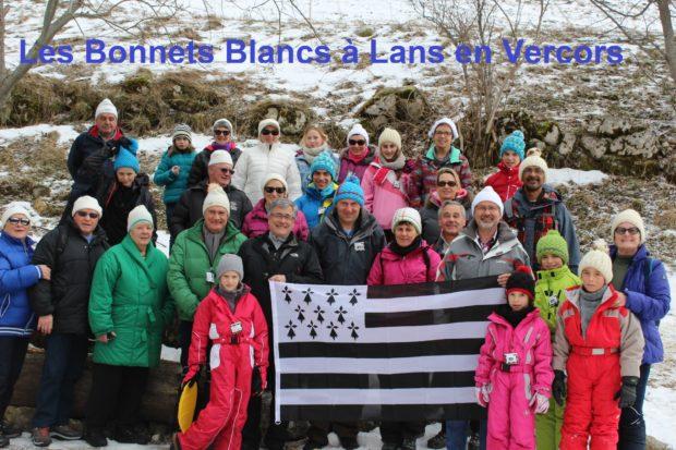 Trévou-Tréguignec le projet de jumelage avec Lans en Vercors progresse. Une délégation se rendra à Lans le week-end du 10 décembre, il reste 2 places pour des motivés!!