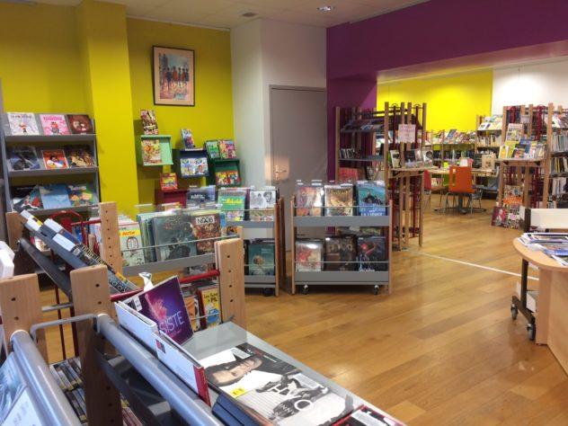 Trévou-Tréguignec : une bibliothèque très fréquentée:  plus de 29 000 ouvrages sortis en 2016 par 923 lecteurs