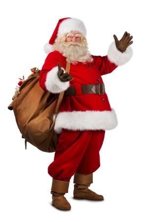 Trévou-Tréguignec message aux parents d'enfants de moins de 12 ans: le Comité des Fêtes a invité le Père Noël à nouveau cette année….