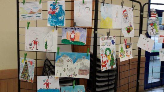 Trévou-Tréguignec un concours de dessins pour les enfants de 3 à 11 ans proposé par le Comité des Fêtes