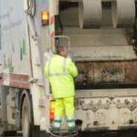 Trévou-Tr  Pensez à rentrer vos  poubelles après le passage des camions collecteurs
