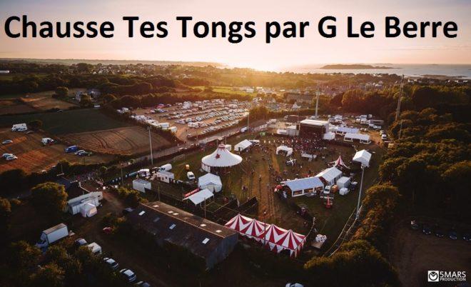 Festival Chausse Tes Tongs Août 2019:  les organisateurs recherchent des chambres pour les techniciens et musiciens           Trévou-Tréguignec
