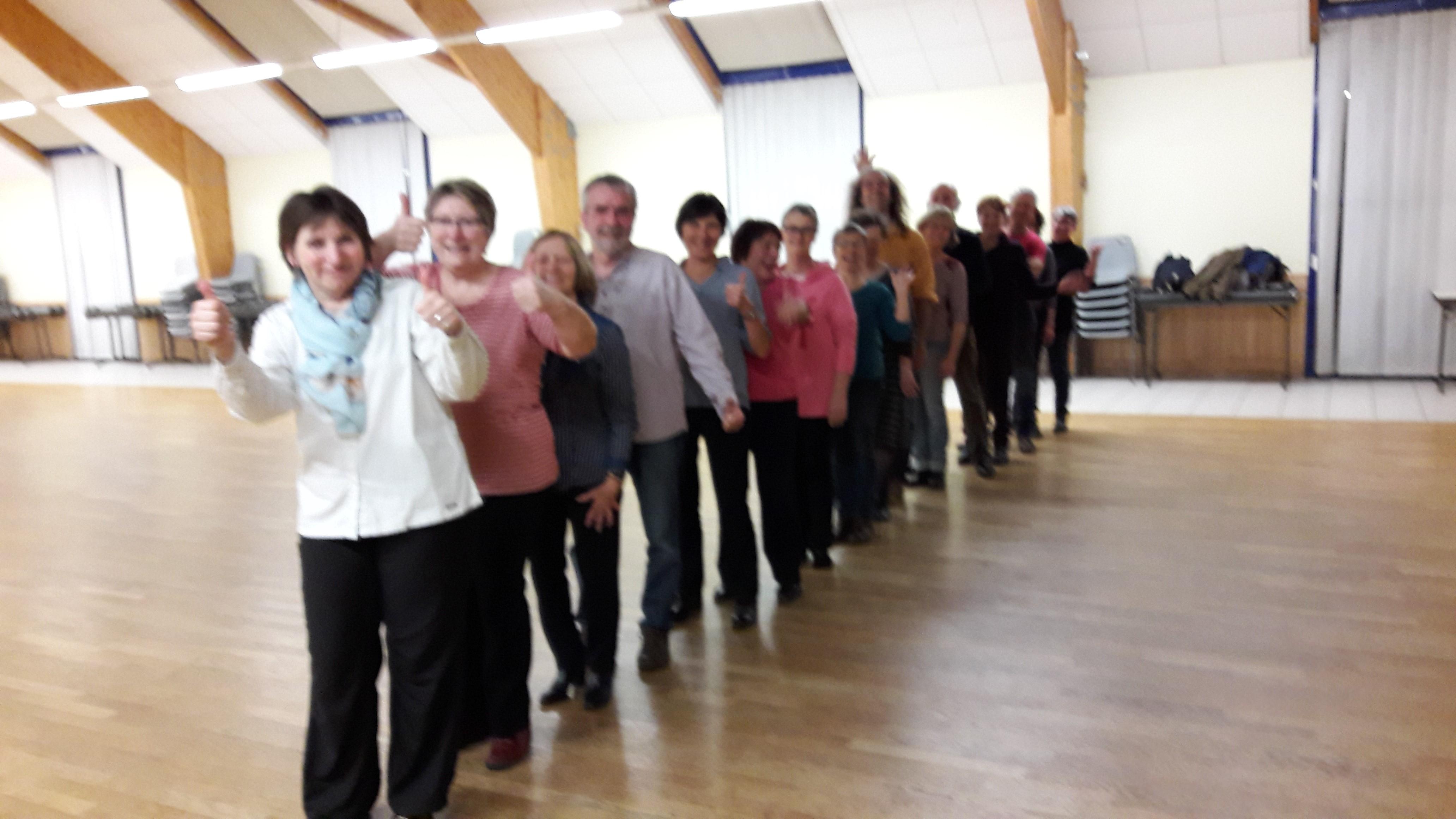 Trévou-Tréguignec initiation à la Danse Irlandaise le jeudi de 20h30 à 22h- Centre Culturel