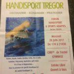 Trévou-Tréguignec Rencontres Handisport Trégor le mercredi 28 juin de 17h à 21h30 au CRRF de Trestel