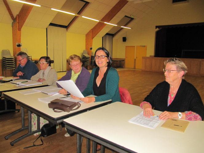 Trévou-Tréguignec L'Assemblée Générale de l'Amicale Laïque s'est tenue le  vendredi 6 octobre CR et bureau