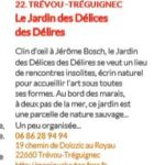 Trévou-Tréguignec Scènes d'automne au jardin: Rendez-vous au «Jardin des délices des délires» au Royau les 27-28-29 octobre