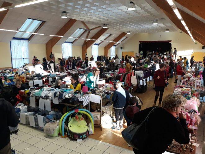 L'école Saint Michel organise le BB Broc annuel  de Trévou le 6 octobre de 8h à 13h … Réservez votre place…