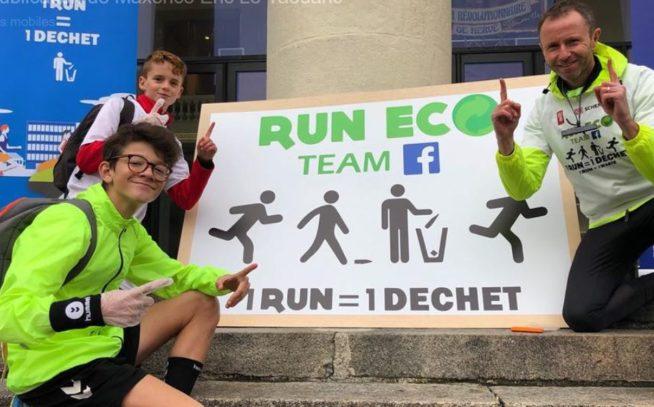 Trévou-Tréguignec nos run eco teamers trévousiens étaient à Nantes ce samedi… et interrogés par France3