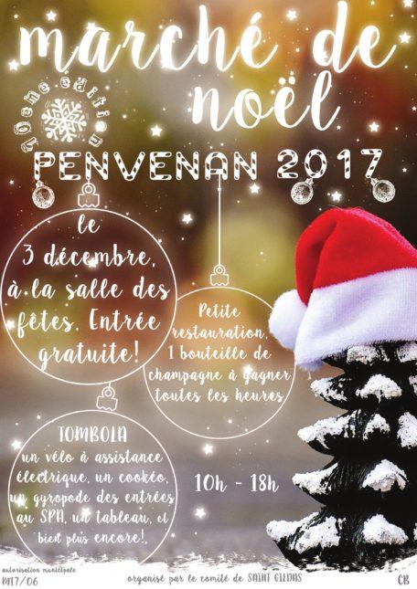 Trévou-Tréguignec Éléonore Gourmelen vous invite à la rencontrer au Marché de Noël de Penvénan ce dimanche