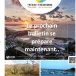 Trévou-Tréguignec  les associations sont invitées à transmettre un article et une photo pour le prochain bulletin municipal …