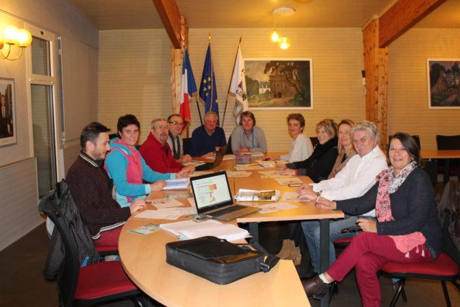 Trévou-Tréguignec L'Assemblée Générale du CIDS Centre Intercommunal de Découverte Sportive  s'est tenue ce mardi 5 décembre à 20h à Louannec
