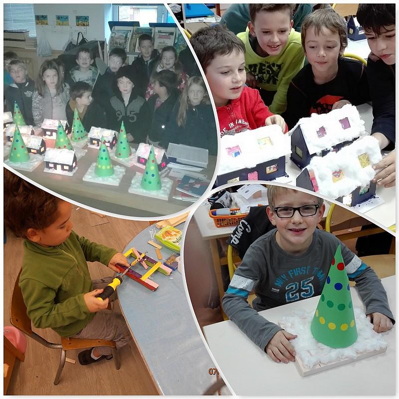 Trévou-Tréguignec  RPI Trévou-Trélévern: Le Père Noël existe, c'est un scientifique et il est venu à l'école publique !  Festival des sciences à l'école publique en cette fin d'année, et … Noël avant l'heure.