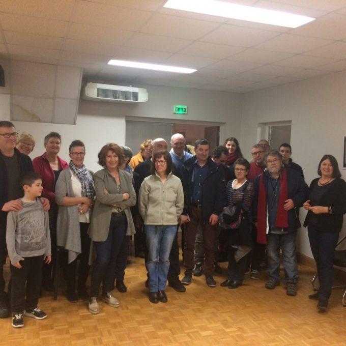 Trévou-Tréguignec les élus présentent leurs voeux au personnel communal