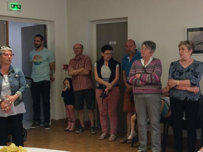 Trévou-Tréguignec Les nouveaux Trévousiens ont été reçus en mairie