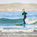 Trévou-Tréguignec cours de surf et de stand up paddle à Trestel mardi 14 août à 16h