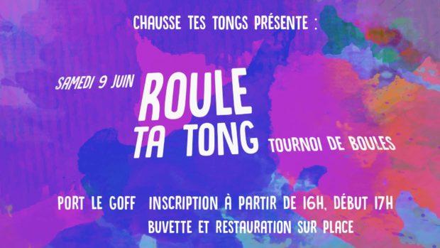 Trévou-Tréguignec  «Chausse tes Tongs» organise un tournoi de boules à Port-Le-Goff le samedi 9 juin à partir de 16h