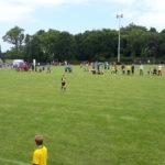 Trévou-Tréguignec Le tournoi Jacques Thérin a rassemblé de très nombreux jeunes au stade ce samedi