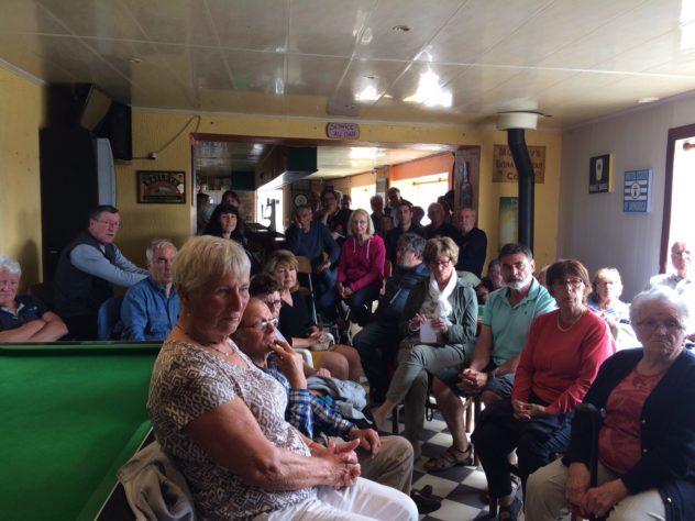 Trévou-Tréguignec  un café citoyen pour donner la parole aux trévousiens s'est tenu ce samedi, CR