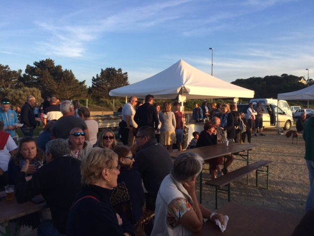 Trévou-Tréguignec  Succès de la fête de la musique  à Trestel  samedi 23 juin, un sacré plateau  (photos de la soirée)