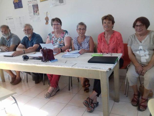 Trévou-Tréguignec L'Assemblée Générale du Centre Culturel Saint Guénolé s'est tenue le vendredi 29 juin (Compte-rendu)