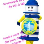 Trévou-Tréguignec  Produit en Bretagne  à Trestel le 10 août    Il faudra venir…. il y aura des surprises pour tout le monde…