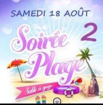 Trévou-Tréguignec Tous à l'Hermine Pub de Saint Guénolé soirée Plage 2 le samedi 18 août