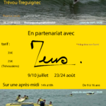 Trévou-Tréguignec Trestel Surf et Sauvetage de 14h à 18h  pour les jeunes de 9 à 16 ans les 23 et 24 août