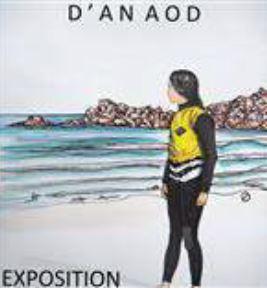 Trévou-Tréguignec Jennifer Labédie expose au Point i (info tourisme) jusqu'au 31 août