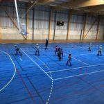 Trévou-Tréguignec des cours de roller dans la nouvelle salle de sport le mercredi après-midi
