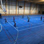 Trévou-Tréguignec la population est invitée à l'inauguration de la salle de sports le samedi 10 novembre de 14h à 16h30
