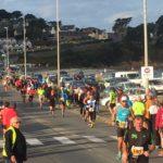 Trévou-Tréguignec  Le 2ème marathon Objectif Autonomie a traversé la commune ce dimanche 30 septembre;
