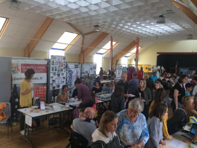 Trévou-Tréguignec Le Forum des Associations a connu une affluence continue ce vendredi
