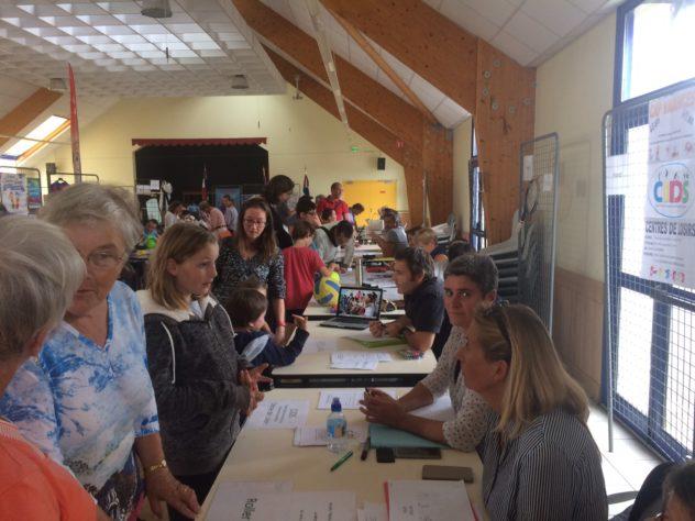 Pour prendre date: Plus de 40 Associations  seront présentes au Forum des associations  de Trévou et Trélévern  le  vendredi 6 septembre de 16h30 à 19h30.  à la salle polyvalente de Trélévern