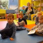 Trévou-Tréguignec Atelier lecture des tout-petits à la Bibliothèque:  Prochaine séance le 15 novembre  (photos)