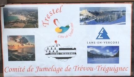 Trévou-Tréguignec  Jumelage un séjour à Lans-en-Vercors (Isère) pour les collégiens du 16 au 22 février 2019; il reste 4 places. Inscriptions ouvertes aussi aux non-trévousiens
