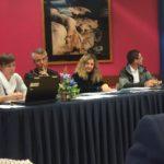 Trévou-Tréguignec La commune représentée à la réunion d'information sur un projet d'extension de la Réserve  Naturelle Nationaledes 7 îles