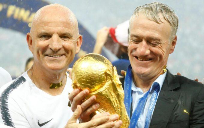 Trévou-Tréguignec Guy Stéphan sera à Trévou ce mercredi 31 octobre. Rendez-vous tous au stade à 11h  pour accueillir l'entraîneur adjoint de l'équipe de France et bras droit de Didier Deschamps. échanges, dédicaces….