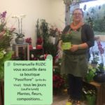 Trévou-Tréguignec  Emmanuelle Ruzic, artisan fleuriste a ouvert son magasin le 1er décembre. La boutique est ouverte tous les jours sauf le lundi et jusqu'à 19h45 le vendredi et le samedi; jusqu'à 12h30 le dimanche…