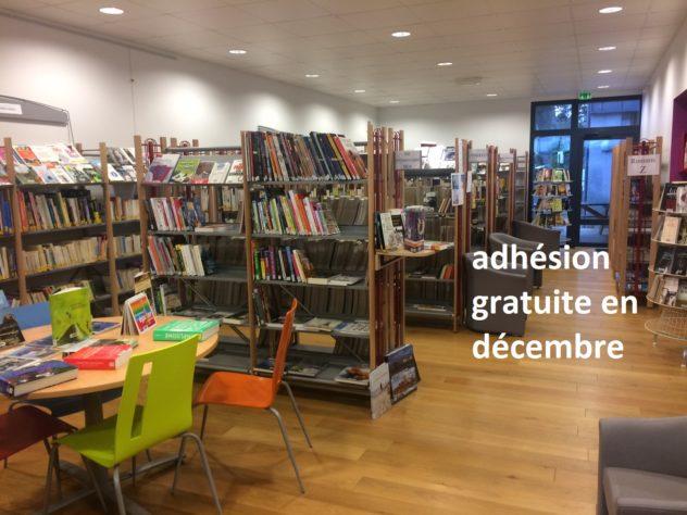 Trévou-Tréguignec Bibliothèque municipale  les achats du dernier trimestre 2018 sont en ligne… vous pouvez les réserver.. inscription gratuite en décembre.