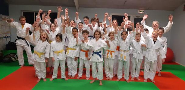 Trévou-Tréguignec Judo : des judokas au Championnat de France et déjà un podium national !! Bravo les jeunes!