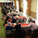 Trévou-Tréguignec le goûter de Noël des «Anciens»  a rassemblé une centaine d'adhérents pour un moment festif