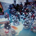 Trévou-Tréguignec  succès de l'expo-vente de l'atelier de créativité  des 11 et 18 décembre à Trestel