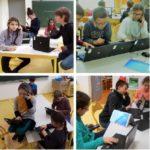 Trévou-Tréguignec  Message des élèves de CM1 et CM2 de l'école publique de Trévou qui participent au Parlement des Enfants Thème:  «du bon usage du numérique»  Donnez-leur votre avis et vos interrogations..
