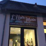 salon de coiffure Julie Hillion  rue de la mairie près du Vival